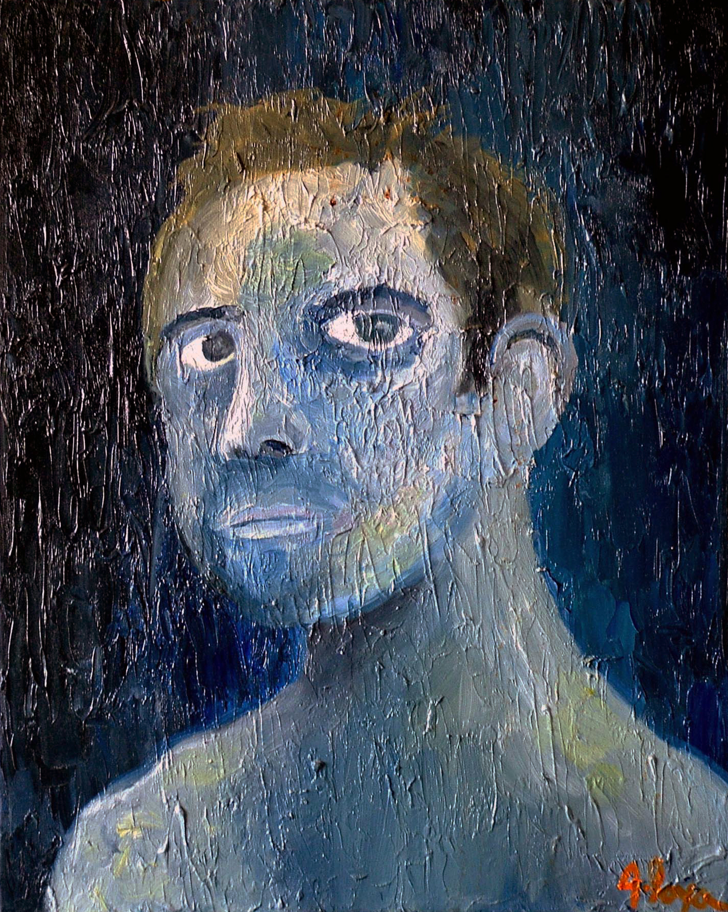 Self Portrait 2000